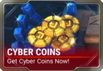 Ui build cyber coins a