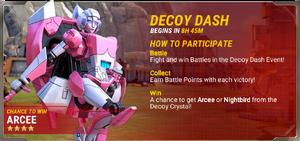 Ui event pre decoy dash a