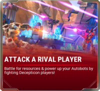 Ui battle attack a