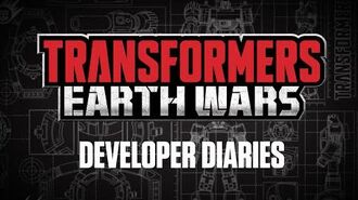 Dev Diary 3 - The Art - Transformers Earth Wars DOWNLOAD now!