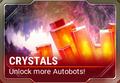 Ui build crystal a