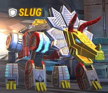 EarthWars Slug-Dino