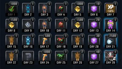 September Daily Calendar