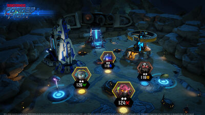 TFF v2.0 screenshot Base