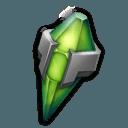 Tier 1 Mod Class Spark Crystal Shard