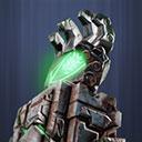 Fallen Titan Hand Icon