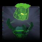 Megatron Relic G1 portrait