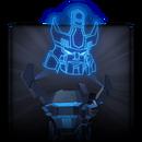 Silver Galvatron Relic