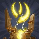 Gold Raid Trophy icon