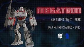 Bot Showcase - Megatron