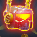 Gold Kickback Relic Icon