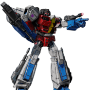 Starscream featured Beta