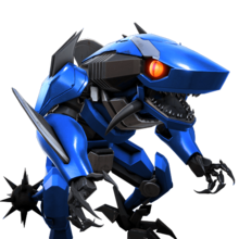 Sharkticon Tactician featured