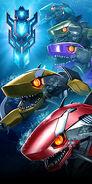 Premium Sharkticon Crystal newsfeed banner