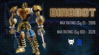 Bot Showcase - Dinobot