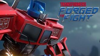 Transformers Forged to Fight - PAX Announcement Trailer