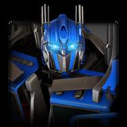 Optimus Prime MV1 portrait