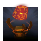 Bronze Megatron Relic G1 portrait