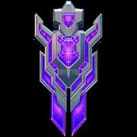 Allegiance Discipline Crystal