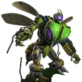 Waspinator featured