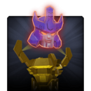 Gold Galvatron Relic portrait