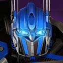 Optimus Prime MV1 Icon v2
