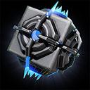Unstable Energon Cube Icon v2