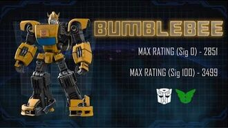 Bot Showcase - Bumblebee