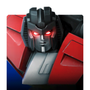 Starscream portrait v2