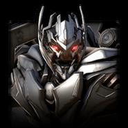 Megatron portrait
