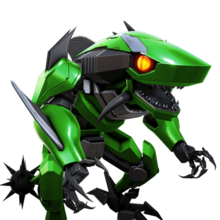 Sharkticon Scout featured