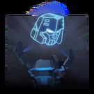 Silver Megatron G1 Relic portrait
