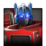 Optimus Prime Portrait