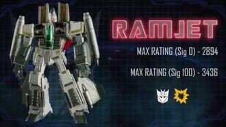Bot Showcase - Ramjet