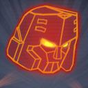 Bronze Megatron Relic G1 Icon
