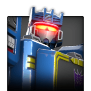 Soundwave portrait