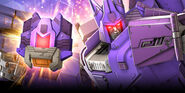 Cyclonus Chip Raid Event newsfeed