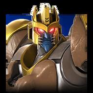 Dinobot portrait v2