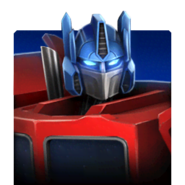 Optimus Prime portrait v3