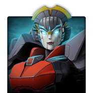 Windblade portrait