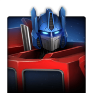 Optimus Prime portrait New