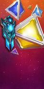 Tier 1 Class Spark Crystal