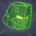 Megatron Relic G1 Icon