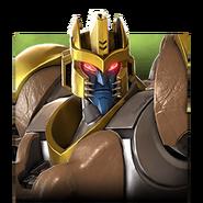 Dinobot portrait