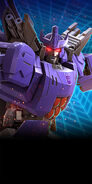 Galvatron Rising Hard