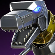 New Grimlock Icon