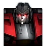 Starscream portrait