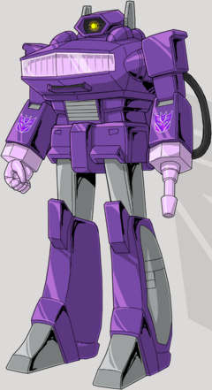 Shockwave G1 Transformers History