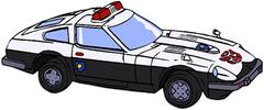 Prowl TFTGeneration1-Vehicle