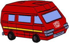 Ironhide TFTGeneration1-Vehicle